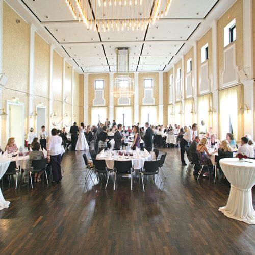 Kaisersaal - Hochzeit (Foto: © Mayska)